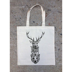 Kora Cloth Shopping Bag