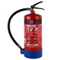 6 Kg Ms Sp Red (Gun Housing)ABC Powder-Based Portable & Wheeled Extinguisher Map 90