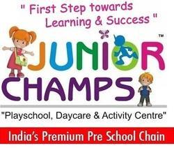 Want to Start a play school with Junior Champs.Best Play School Franchise. Low Investment business