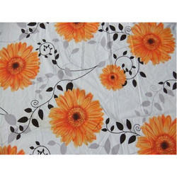 Printed Polyester Bed Sheet Fabric