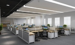 Office Interior In Indore, Bhopal, Raipur