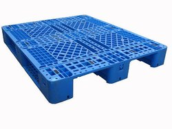 Swastik Injection Moulded Pallets for Industrial