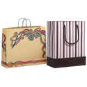 Yes Good Quality Printed Paper Carry Bag, Capacity: 5kg, For Shopping