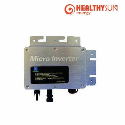 Luminous Solar Micro Inverter 250w For Home Rs 4000