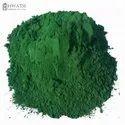 Green Basic Chromium Sulphate Powder