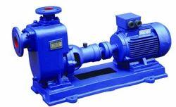 ThreePhase Horizontal Self Priming Pumps, Capacity: 0.5-65 LPS