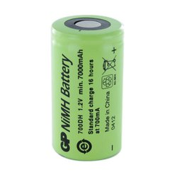 Standard Rechargeable Battery