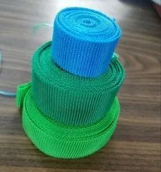 JP Fibres Plain Polypropylene Webbing Tape, Packaging Type: Roll