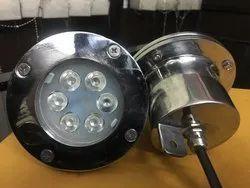 18 Watt SS Fountain Light