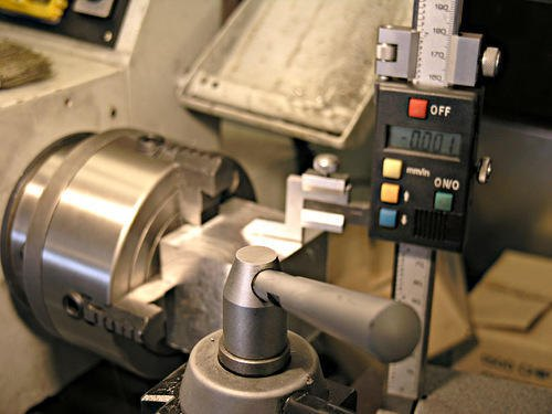 Stainless Steel Turner Cube Job Work