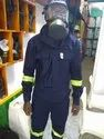 Fire Retarant Coverall with Hood