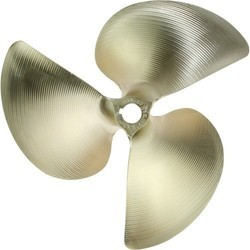 Cast Copper Marine Propeller