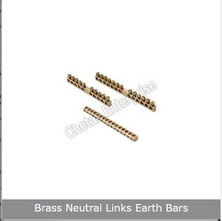 Brass Neutral Links Earth Bars