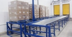 Accumulation Roller Conveyor