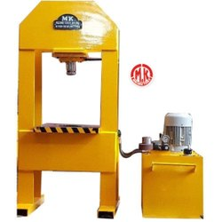 Semi Automatic Hydraulic Deep Draw Press