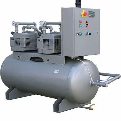 Medical Grade Vacuum Pump, for Hospital, Rs 95000 /unit Gaurav Sanjivani  Technicals   ID: 19981409633