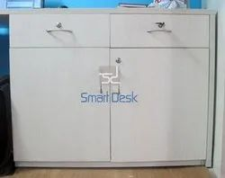 ST 09 White Drawer Cabinet