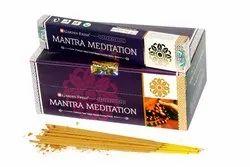 Garden Fresh Premium Hand Rolled Mantra Meditation Incense Sticks