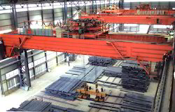 Overhead Heavy Duty Steel Mill EOT Cranes