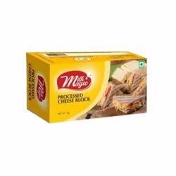 Milk Magic 1 Kg Process Cheese Block, Packaging Type: Packet