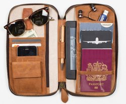 Multifunctional Travel Wallet