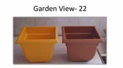 Garden View Pot
