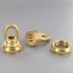 Heavy Brass Screw