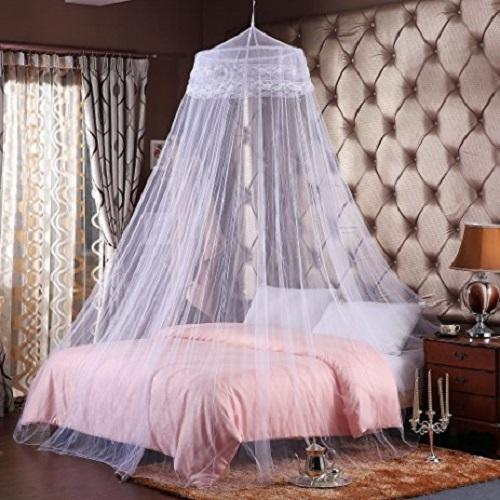 Polyester Abstract Canopy Mosquito Net Rs 500 Piece Sai Tents