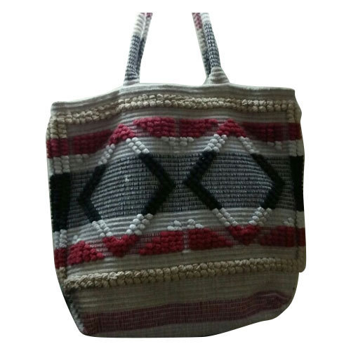 b5f51191d9a9 Ladies Cotton Carry Bag at Rs 370  piece
