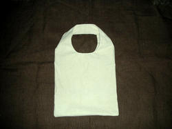 White Cotton Bag