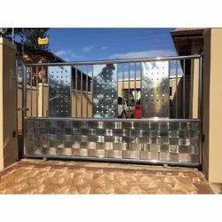 Stainless Steel Sliding Gate