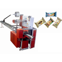 Automatic Pillow Pack Biscuit Packing Machine, Capacity: 1 Ton