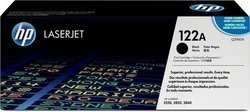 HP Q3960A 122A High Yield Black Toner Cartridge
