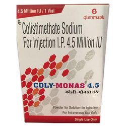 4.5 IU Colistimethate Sodium for Injection