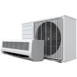 White Cruise Air Conditioner Units, Split AC