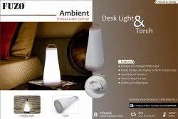 Desk Light & Torch
