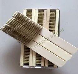 Brass Wire Brush GMP
