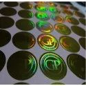 3D Hologram Labels Stickers