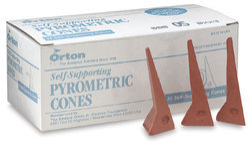 Pyrometic Cones