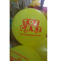Toy Cart Advertising Printed balloon