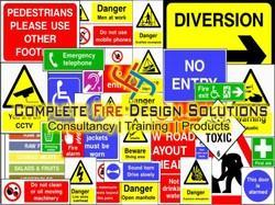 Sign Safety Poster