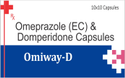 Omeprazole (EC) and Domperidone Capsules