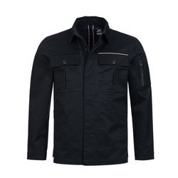 Mens Black Designer Jacket