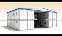 Wood Prefabricated Houses