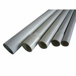 Gray PVC Conduit Pipes