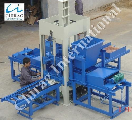 Brick Making Machine - Fully Automatic Multifunction Brick