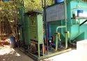 FBBR Sewage Treatment Plant
