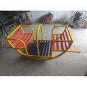Rocking Boat See-Saw Four Seater