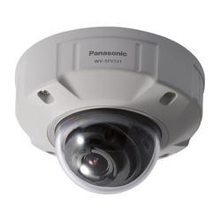 Vandal Proof Network Dome IP Camera