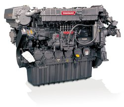 Yamnar Engine Parts